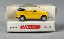 1:87 Wiking 004048 VW 181 rapsgelb/_ NEU//OVP