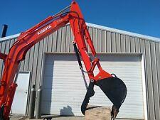 Hydraulic Thumb Claw Kit Kubota Kx040 4 Kx033 4 Mini Excavator Pin On Bucket