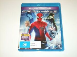 The-Amazing-Spider-Man-2-Rise-Of-Electro-Blu-Ray-Free-Postage