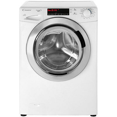 Candy GV169TWC3W Grand'O Vita A+++ 9Kg 1600 Spin Washing Machine White New from