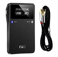 Fiio E17k (e17) Alpen 2 Portable Headphone Amplifier Usb Dac With Extreme Audio