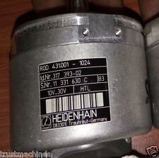 One Heidenhain ROD431.001-1024 ID317 393-02