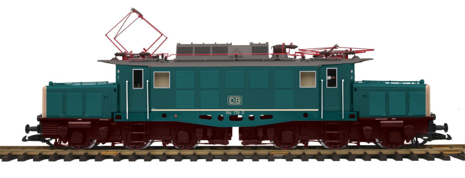 MTH  O  Gauge E94 Crocodile German DB Electric 3 Rail w/DCC,Sound 20-5674-1