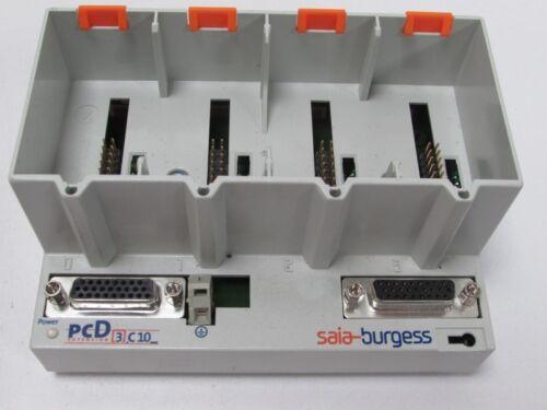 Saia Burgess PCD PCD3.C100 HW B 4 E//A Modul  Top Zustand