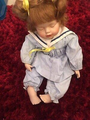 Open-Minded Ashton Drake Doll Profit Small Dolls & Bears