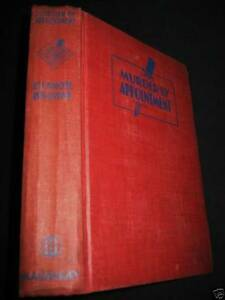 1st-1st-Printing-MURDER-BY-APPOINTMENT-Eleanore-Browne-RARE-Mystery-CLASSIC
