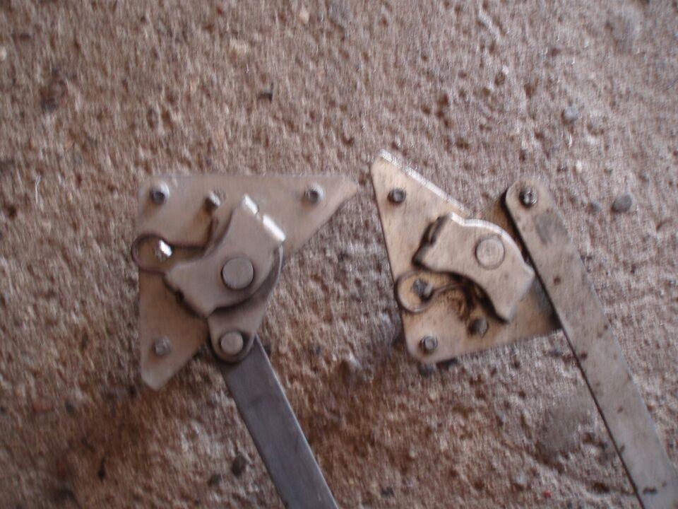 Dør låsekasse, volvo 544