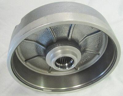 Drum Cover//Seal /& Shoes Honda Foreman or Rancher 350 400 450 Rear Brake Drum