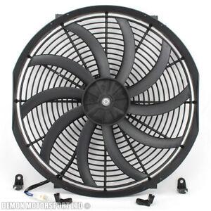16-034-Inch-Fan-Universal-Electric-12v-Slim-Fan-For-Intercooler-Radiator-Oil-Cooler