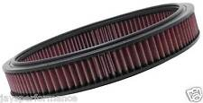 KN AIR FILTER (E-2865) FOR MERCEDES BENZ 190 W201 2.0 1982 - 9/1988