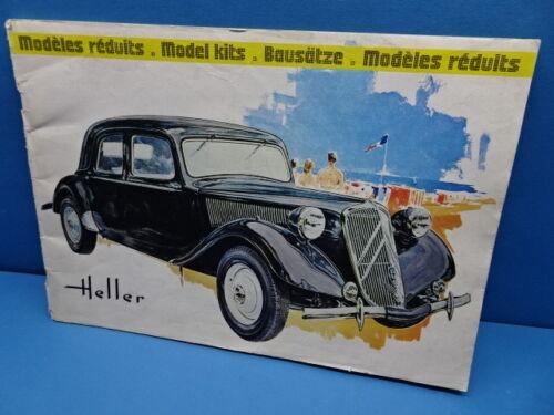 Heller-Katalog(1977): Heller Katalog 1977