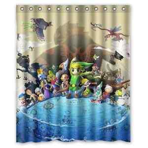 Image Is Loading New Custom The Legend Of Zelda Wind Waker