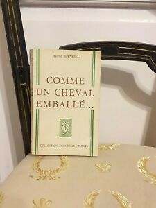 Jeanne-Manoel-Comme-Un-Cheval-Emballe-France-Empire-1968-TBE