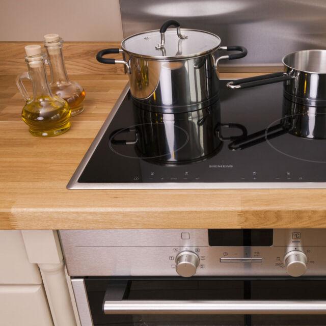 Solid Wood Oak Kitchen Worktop 3000mm X