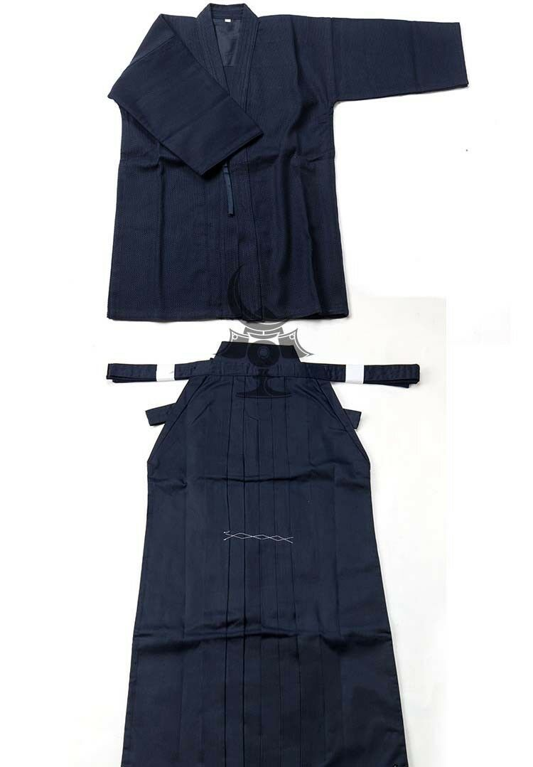 100% Cotton Kendo Aikido Hapkido Gi Martial Arts Uniforms  Laido Kimono suits