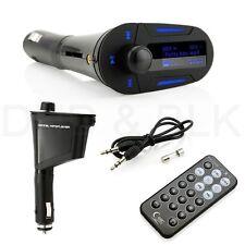 TRANSMETTEUR FM MP3 SUR STATION RADIO ECRAN LCD ET USB CHARGEUR IPHONE 4 5 5S 6