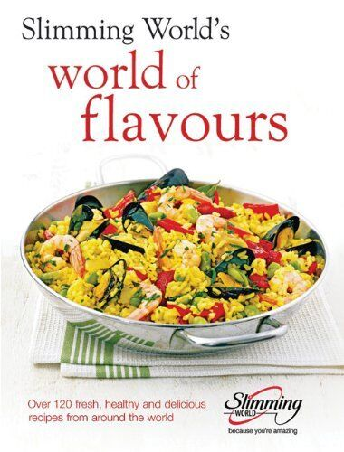 Slimming World: World of Flavours By Slimming World