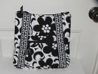 Vera Bradley With Tags Night And Day Large Hipster Free Shipping
