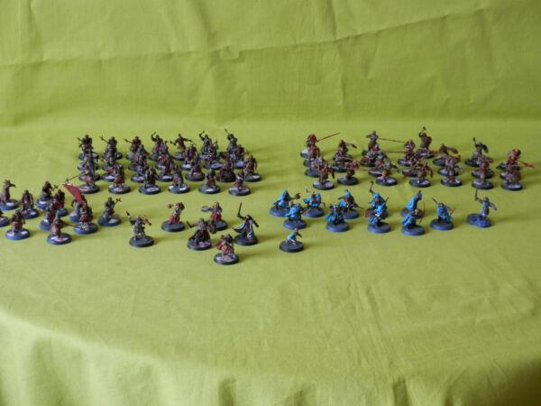 Lotr / Hobbit Nano Esercito - Molti Unità Da Scegliere Tra Altamente Lucido