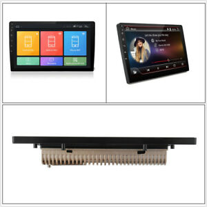 Ultra-Thin-10-1-039-039-HD-Car-Stereo-Radio-Video-Player-Android-2-DIN-1-16G-GPS-WiFi