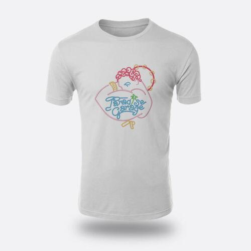 PGN Paradise Garage Night Garage White T-shirt Size S-3XL Mens