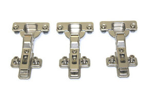 3 Orig SALICE Scharnier 35 mm Türscharnier Topfband Topfbänder Topfscharnier K17