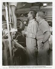 CARY GRANT OPERATION PETTICOAT 1969 VINTAGE PHOTO ORIGINAL  #5