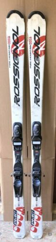 162 cm Rossignol PMC 4000 skis bindings women/'s size 9 or 10 ski boots