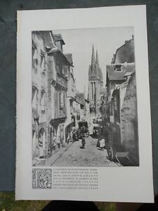 1915-7-Quimper-Rue-St-Katherine-Hallen-Ypern