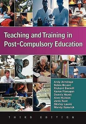 1 of 1 - (Good)-Teaching And Training In Post-Compulsory Education (Paperback)-Armitage,