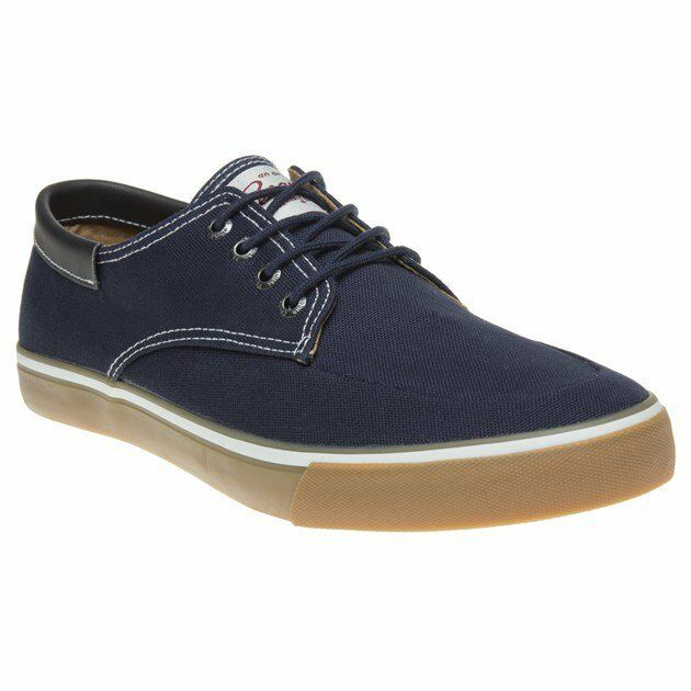 Nuova Uomo pinguino blu scarpe miopia tela scarpe blu scarpe d0da37