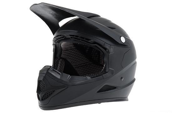 Diamondback Bmx Mtb Mountain Bike Full Face Helmet Dbx604l Large