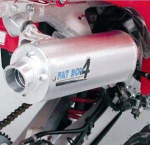 Duncan-Racing-Fat-Boy-4-HQ-Full-Exhaust-Muffler-Honda-TRX450R-TRX-450R-2004-2005