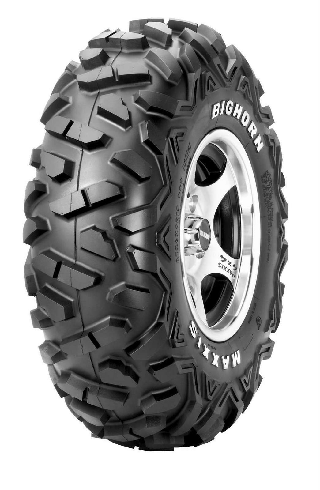 MAXXIS BIGHORN M917 AND M918 RADIAL TIRES TM00296100