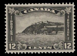 CANADA-174-12c-MH-OG-KING-GEORGE-V-034-ARCH-LEAF-034-ISSUE-1930-FINE