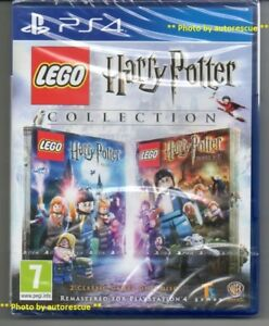 LEGO-HARRY-POTTER-COLLECTION-034-NUOVO-amp-Sealed-039-PS4-quattro