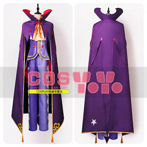 RE ZERO Starting Life in Another World Roswaal L Mathers Dress cosplay costume