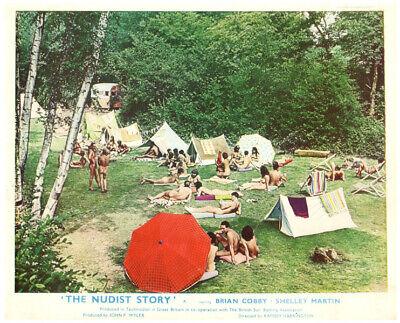 Voyeur nudist camp