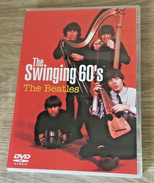 THE SWINGING '60s: THE BEATLES DVD (2007)
