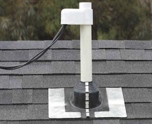 Dektite 3 Dsr103b Shr Shingle Roof Retrofit Pipe Flashing Boot Asphalt Roof 687748063025 Ebay