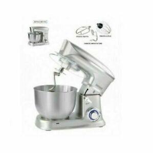 Robot-Da-Cucina-Impastatrice-Planetaria-1900W-6-Velocita-6-5L-Multifunzione