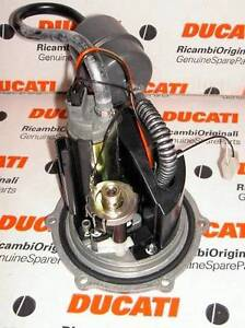 2003-2006-Ducati-Multistrada-1000-fuel-pump-complete-plate-assembly-16023641A