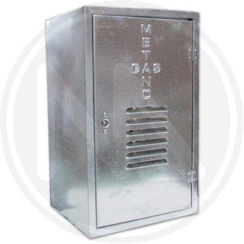Cassetta armadietto sportello ferro zincata contatore gas 50 x 40 cm 21757