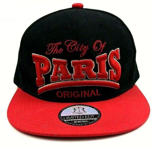 Robin Ruth Original The City of Paris Black Red Ad