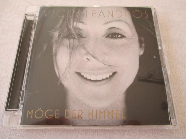 Vicky Leandros - Möge der Himmel - CD Neuwertig