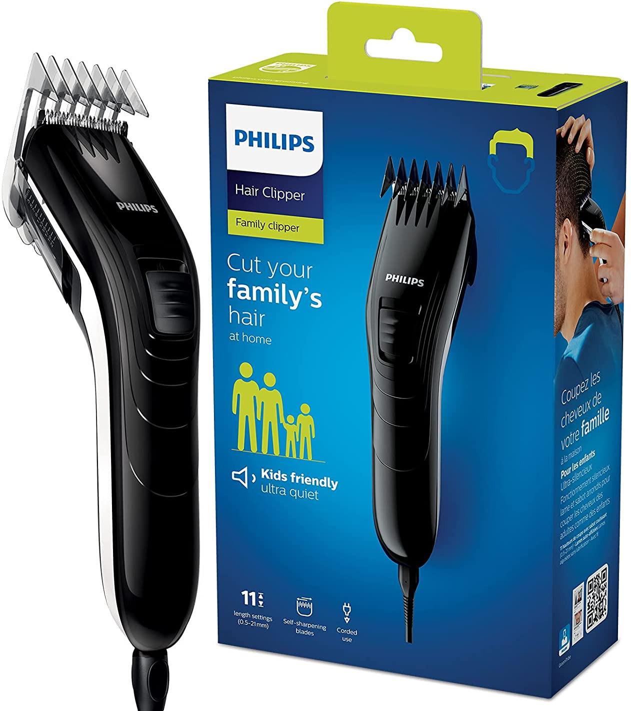 PHILIPS QC 511515 Series 3000 Haarschneidemaschine Haarschneider Trimmer