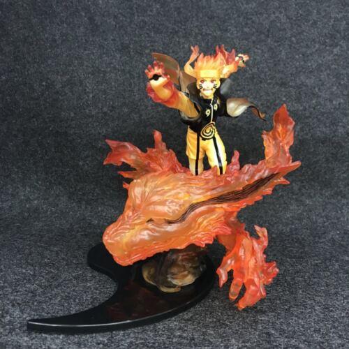 Naruto Shippuden Figuarts Zero Kizuna Relation PVC Figure New No Box 20-35cm
