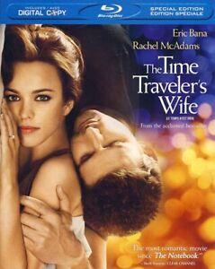 The-Time-Traveler-039-s-Wife-Blu-Ray-Tout-Neuf