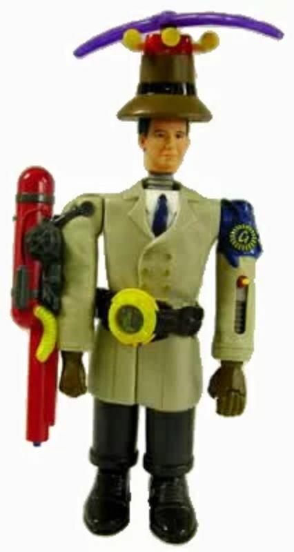 Ga!Ga!Gadget Inspecteur Gadget Politie Department Figure Novelty F/S