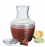 Anchor Hocking 83467 Clear 64 Oz Chiller Pitcher W Glass Lid - 4 Cs Case Kitchen on Sale